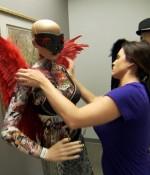 Jenn sees mannequins